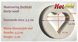 HotMold mal hart voor HotPot Standaard (Small)_7
