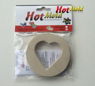 HotMold mal hart voor HotPot maxi (large)